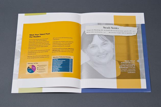 Graphic Design Portfolio of Randi Hays Brochure Design – Marketing Brochure